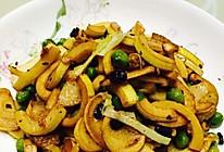 豆豉炒春笋的做法