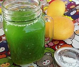 蜂蜜黄瓜汁的做法