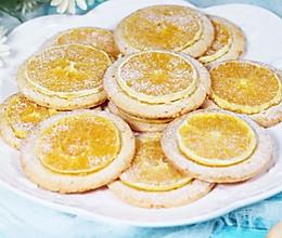 """心想事""""橙""""  一口爆汁香橙曲奇的做法"""