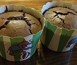 可可纸杯蛋糕的做法