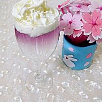 分层饮料之——紫色迷情的做法图解4
