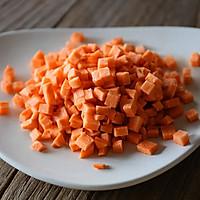红薯菠菜糙米饭的做法图解2