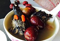 【红枣乌鸡汤】的做法