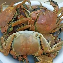 煮螃蟹~入味