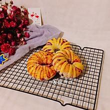 紫薯圈圈包