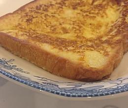 鸡蛋面包,盲人也会做!的做法