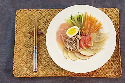 孕妇瘦身美食——朝鲜冷面