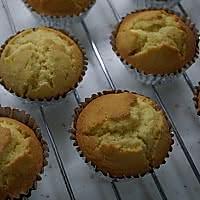 核桃杯子蛋糕#美的烤箱菜谱#的做法图解8