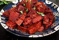 腐乳冬笋红烧肉的做法
