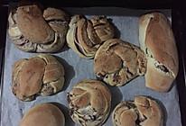 红豆手撕面包的做法