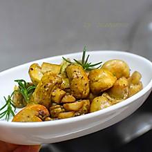 黑胡椒口蘑