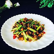 #餐桌上的春日限定#香菜螺丝肉