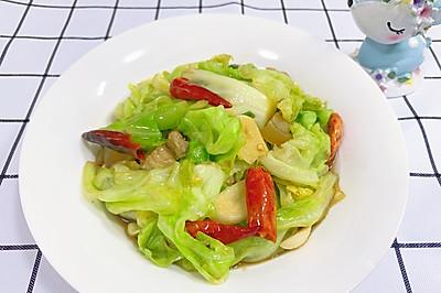 【拉菲招商】炝炒圆白菜