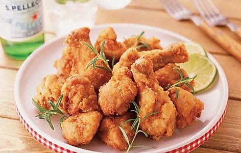 美式炸鸡翅的做法