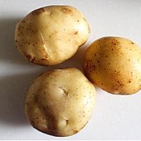 烤薯角的做法图解1