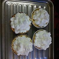 夏日清新甜品——迷你柠檬蛋白塔的做法图解15