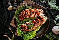 #美味烤箱菜,就等你来做!#黑胡椒烤蔬菜鸡腿卷的做法