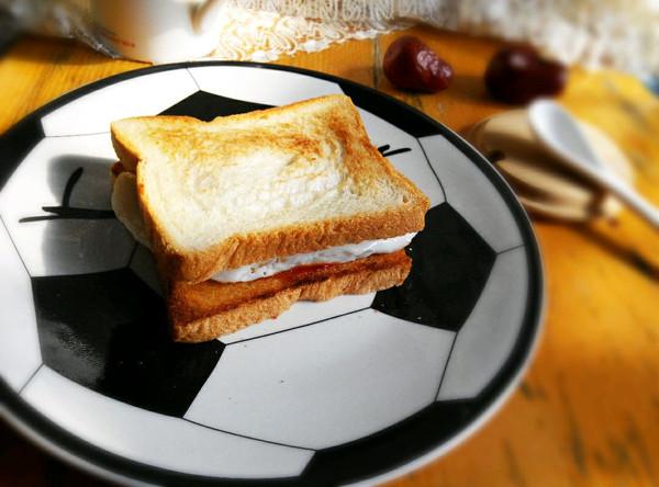 之十分钟搞定美味早餐#利仁电饼铛试用#的做法