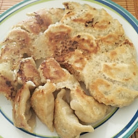 煎饺子的做法图解1