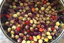 酱油泡五彩椒的做法