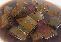 冒鸭血——火锅底料版的做法