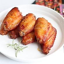 #烤究美味 灵魂就酱#奥尔良烤鸡翅