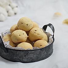 黑芝麻麻薯面包 免揉面版 外脆里糯 老人孩子都喜欢