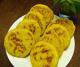玉米面贴饼子的做法