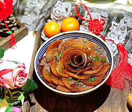 年味|红烧白萝卜的做法