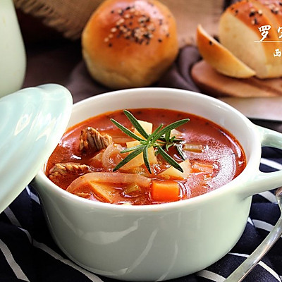 家庭版罗宋汤
