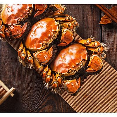 资深吃货告诉你:一盘简单的清蒸大闸蟹,不是人人都会