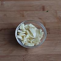 草子炒年糕的做法图解3