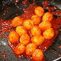 茄汁鹌鹑蛋的做法图解8