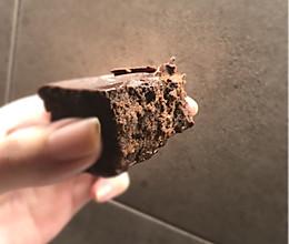生巧布朗尼巧克力蛋糕的做法