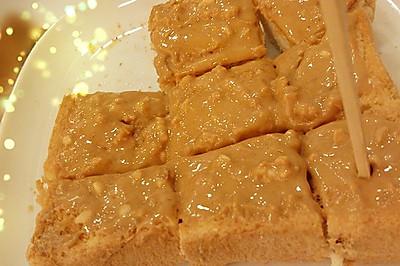 快手早餐,让切片面包更好吃——花生酱面包