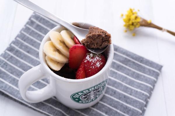 (广东)五分钟马克杯蛋糕Mug Cake