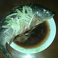 清蒸鲤鱼的做法图解4