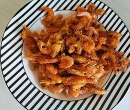 香嫩酥脆小河虾的做法