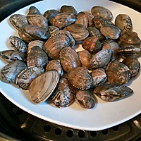 葱油花蛤#鲜香滋味,搞定萌娃#的做法图解2