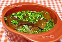 洋葱黑椒咸猪手煲的做法