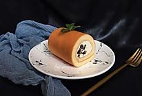 不沾不裂不掉皮--小四蛋糕卷的做法
