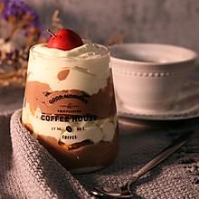 #早餐打卡#懒人减脂期福利:低糖版杯子提拉米苏