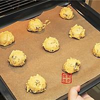 【曼步厨房】香橙蔓越莓软曲奇的做法图解7