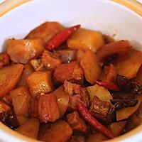 小心,土豆烧肉很增肥!的做法图解9