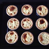 自制蛋挞(不用叠被子的挞皮&嫩滑蛋挞液)的做法图解15