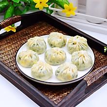 #母亲节,给妈妈做道菜#薄皮韭菜鸡蛋蒸饺