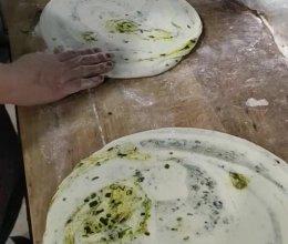葱油饼饼的做法