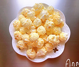 焦糖奶油爆米花的做法