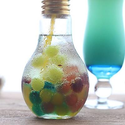 3分钟教你做夏日必备的网红气泡饮,清凉解暑so easy!