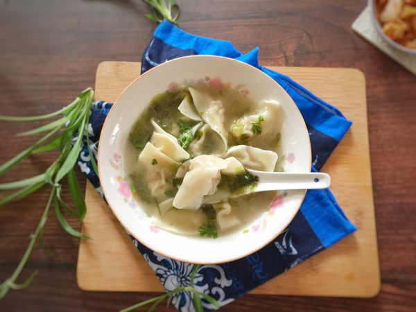 最爱这碗馄饨汤的做法
